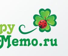Логотип для фотостудии HappyMemo