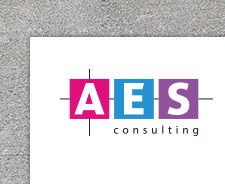 Логотип для AES-Consulting