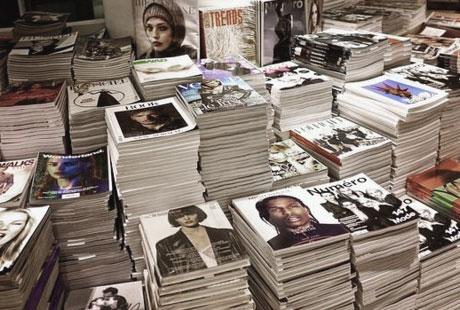 Уже завтра состоится открытие нашего нового магазина в Москве. В 10:00 вас будут ждать свежие журналы со всего мира и бесплатная лекция от нашего секретного гостя на тему «Как выпустить журнал за месяц и при этом заработать».