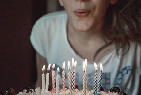 День рождения Елены - нашего талантливого менеджера проектов.